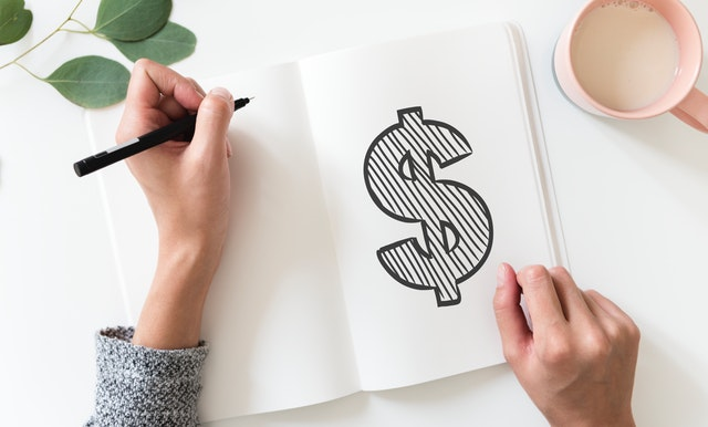 how to stop spending money - track your finances