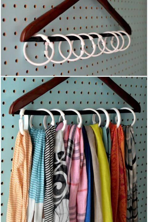 closet organizers ideas hanger