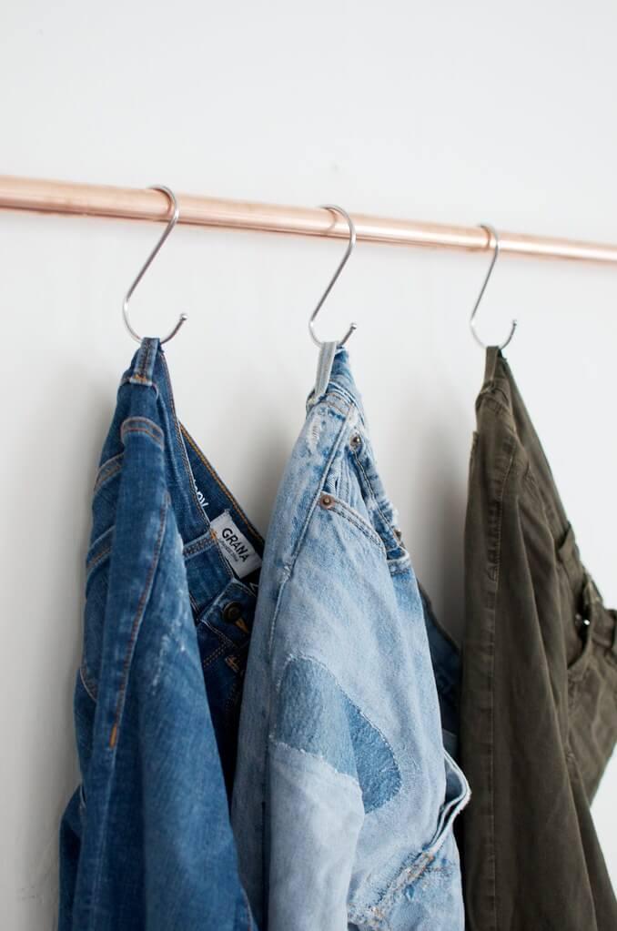 closet organizers pants