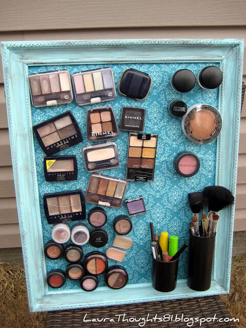 crafts to make and sell makeup board