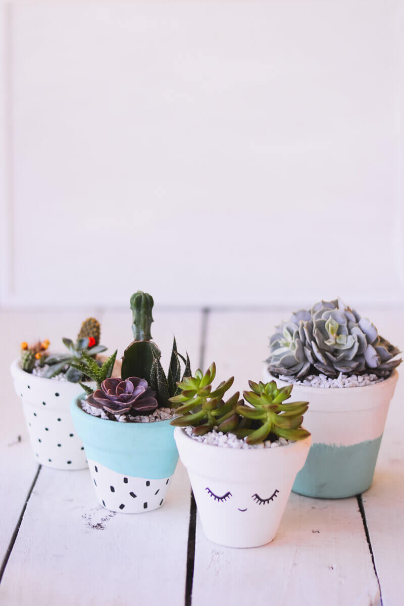 crafts to make and sell profit pots