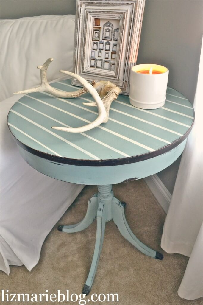 crafts to make and sell side table