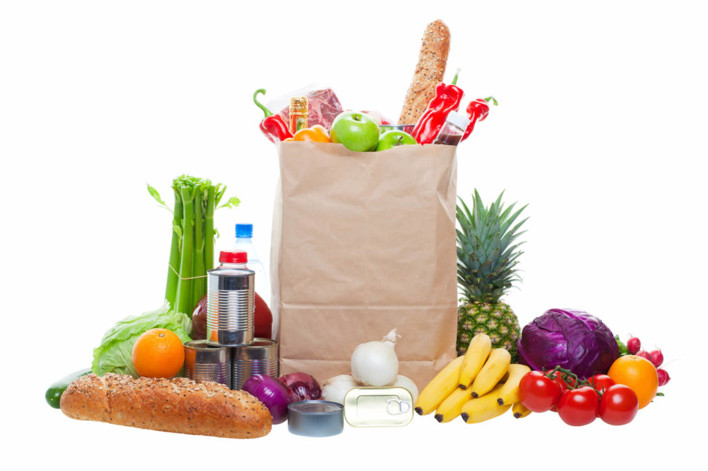 healthy grocery list on a budget