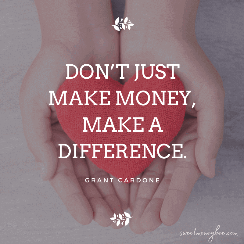 money donation quotes