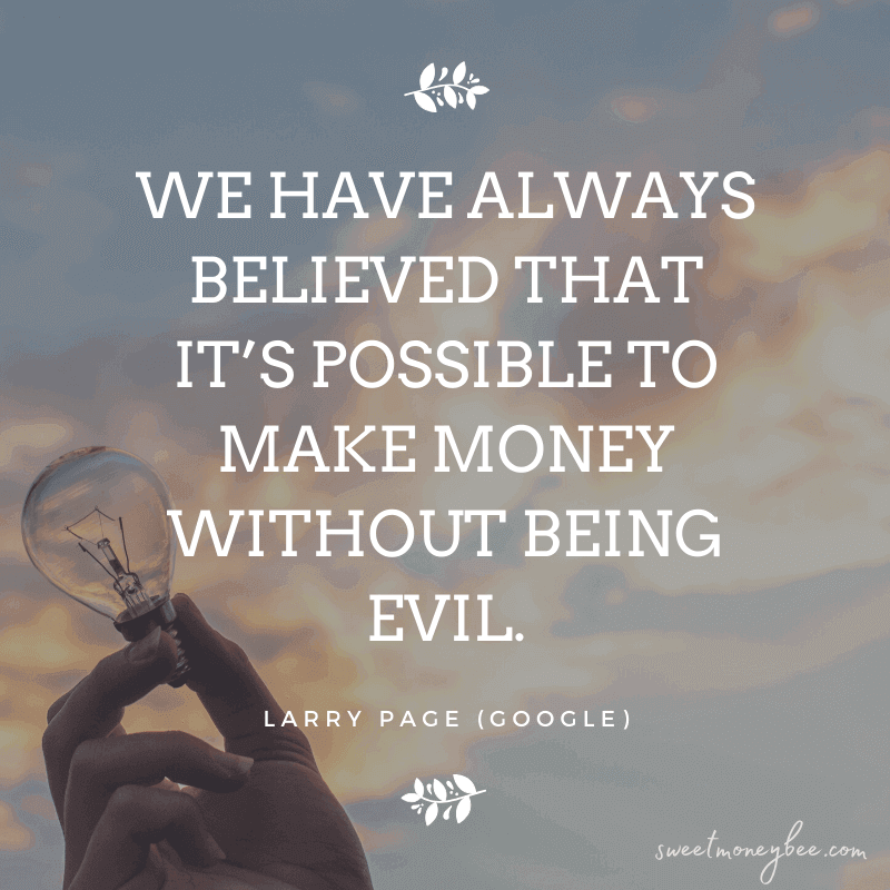 money quotes larry page