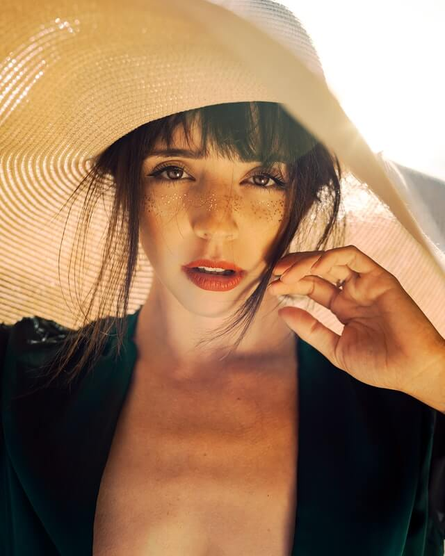 perfect skin sun hat