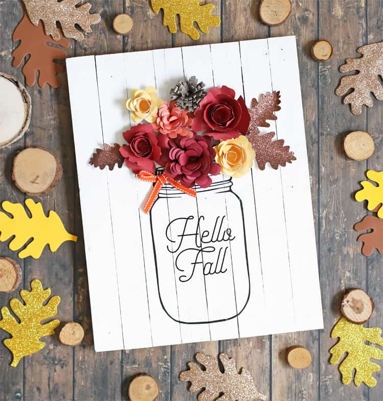20 Easy Fall Crafts For Adults Sweet Money Bee