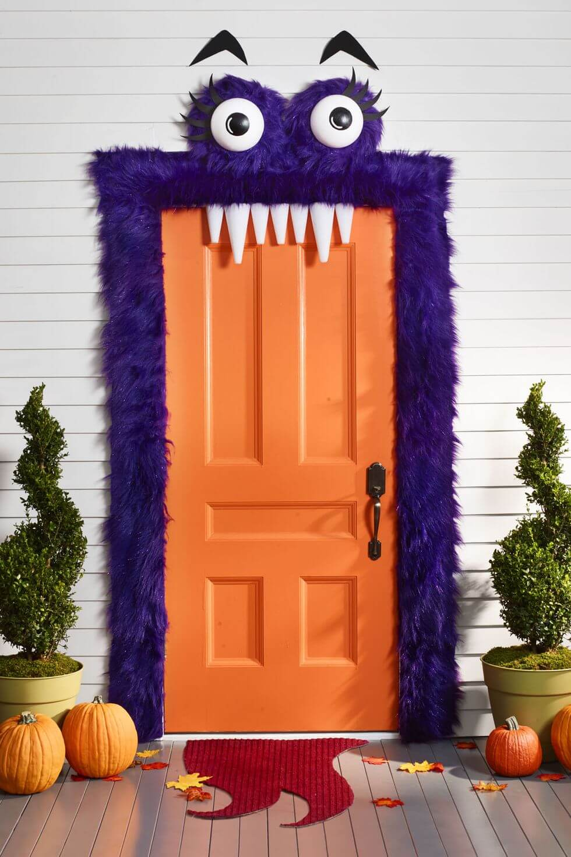 diy halloween decorations - monster mash