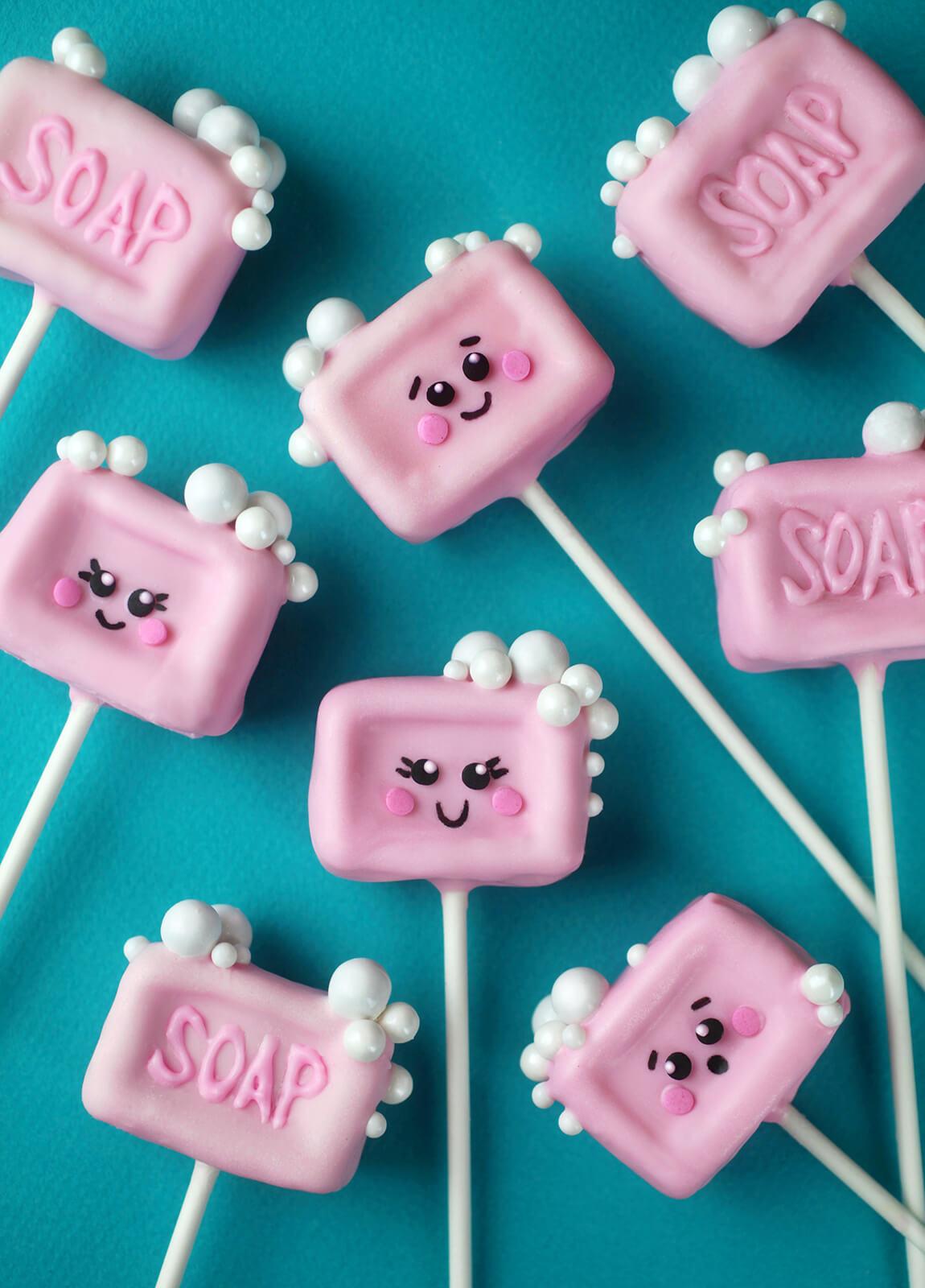 cake pops soap