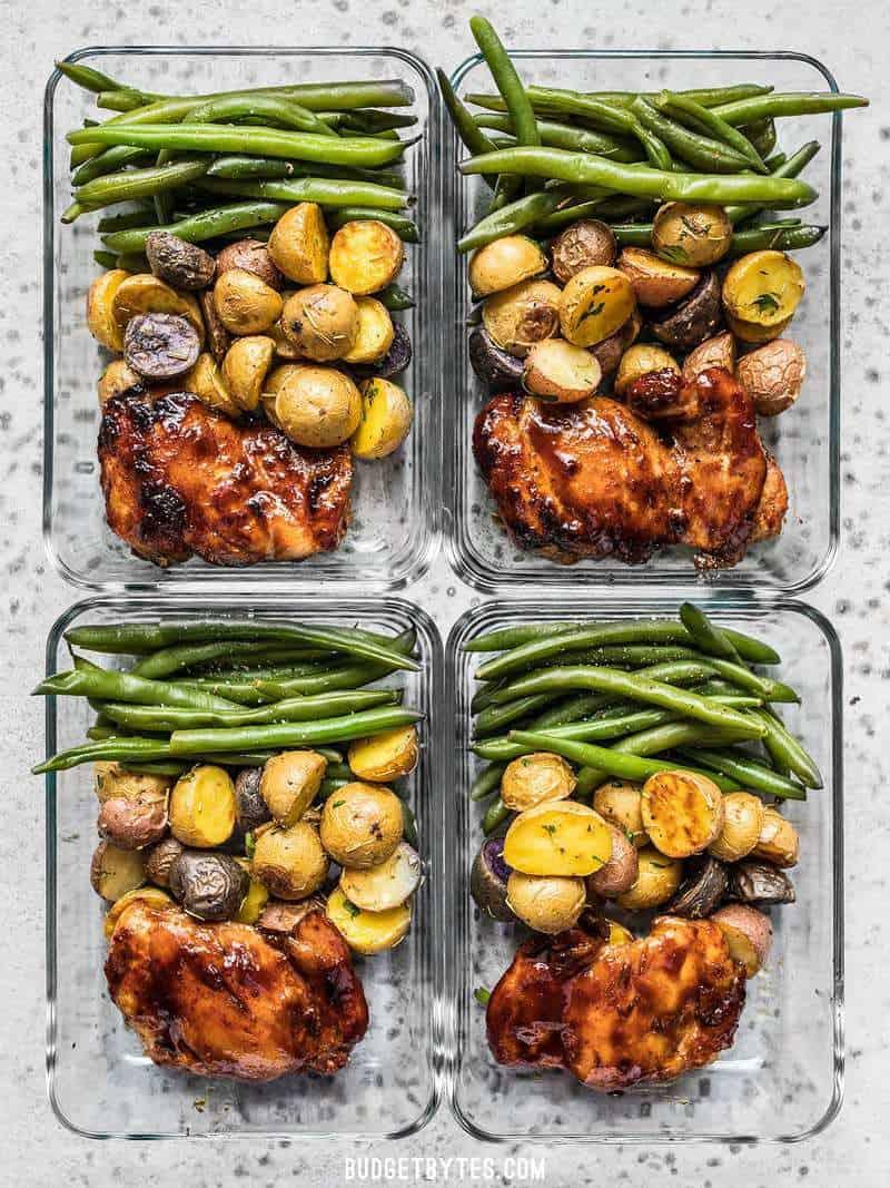 easy-meal-prep-glazed-chicken