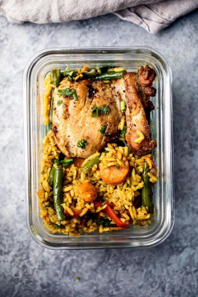 healthy-meal-prep-thai-chicken