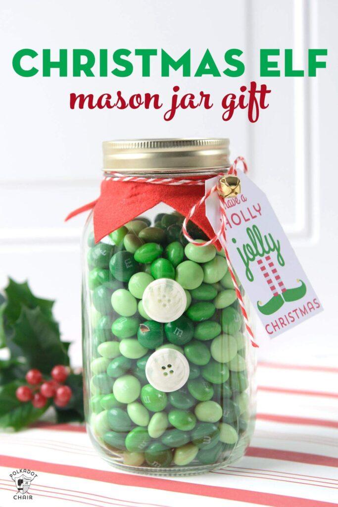 christmas-elf-mason-jar-gift