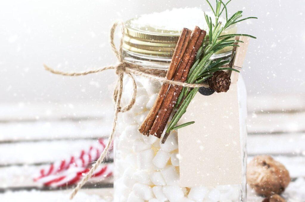 christmas mason jar gifts pinterest
