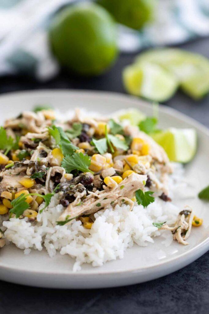 crockpot-cilantro-lime-chicken