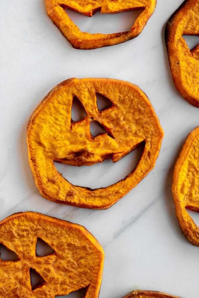 easy halloween desserts for adult healthy sweet potatoes
