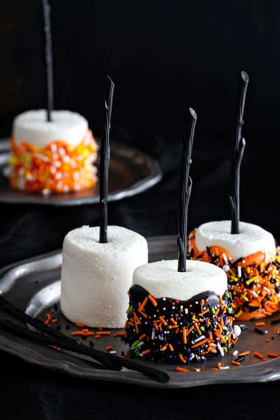 easy halloween desserts to bring to party