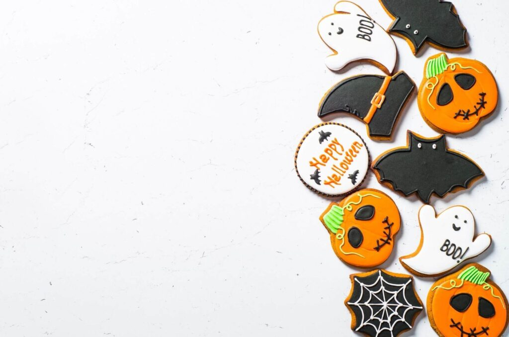 easy halloween desserts to make and bring to party