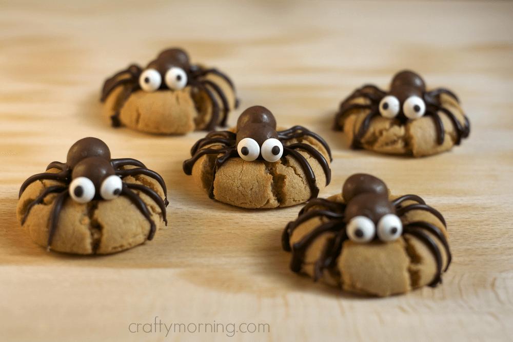 halloween dessert ideas cookies