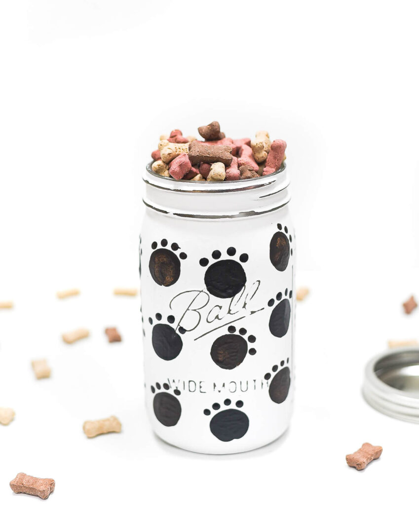 mason-jar-dog-treat-jar-christmas-gift