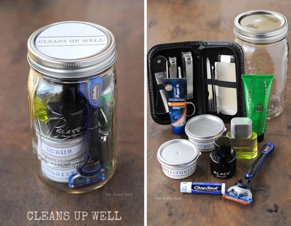 mens-pampering-christmas-gift-in-a-jar