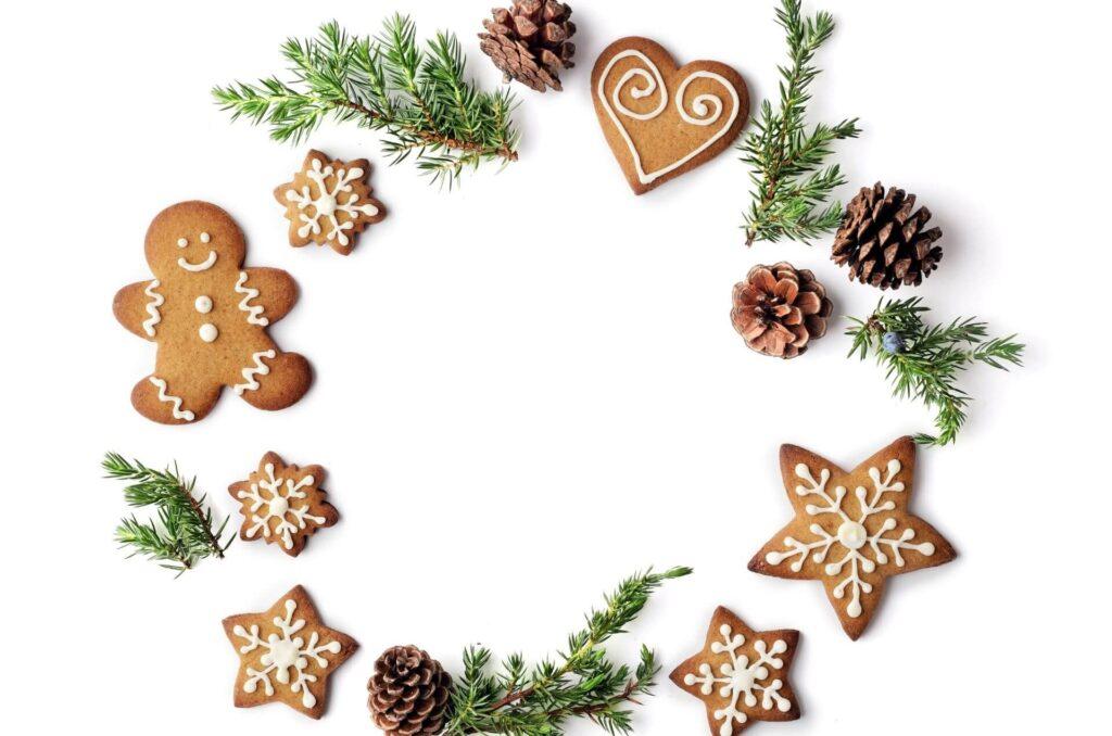diy christmas wreath dollar tree