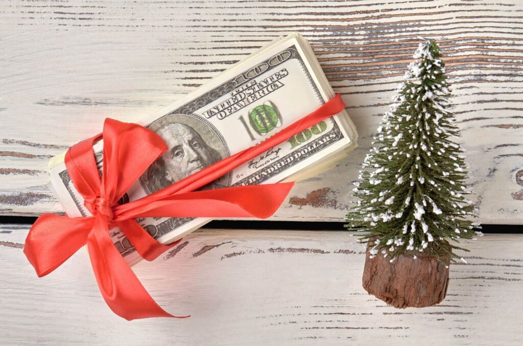 money gift ideas for christmas fun ways to give money