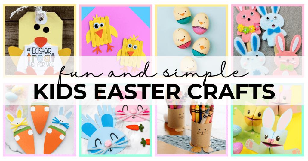 51 - easter crafts for kids