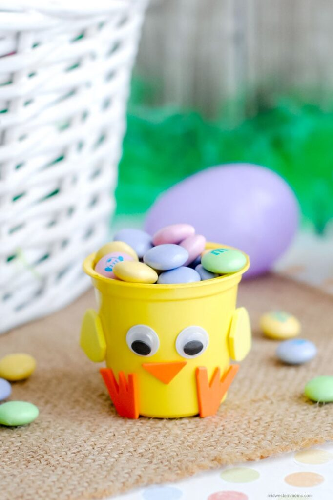 Easter-chick-craft