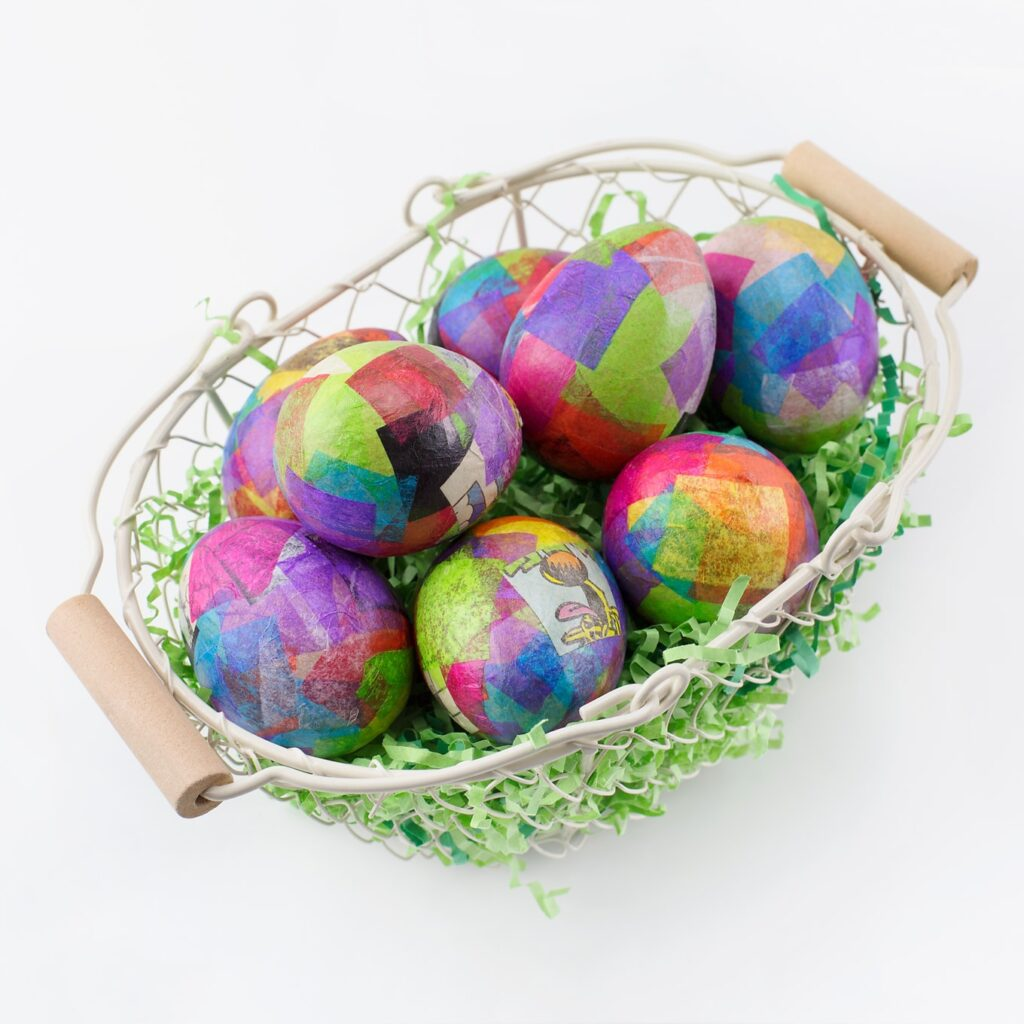 Easy-and-fun-tissue-paper-eggs