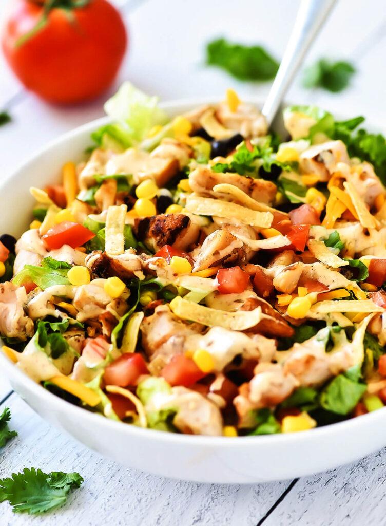Tex-mex-salad