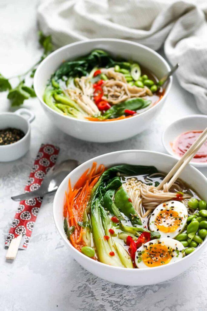 Vegetable-ramen-noodles