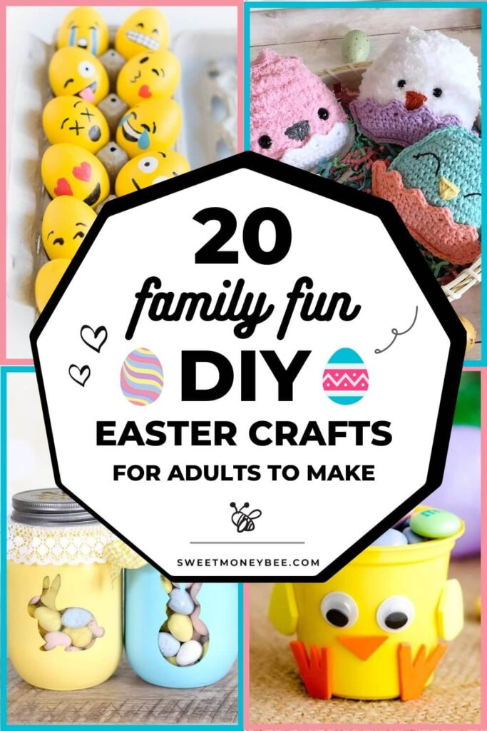 pinterest easter crafts for adults diy
