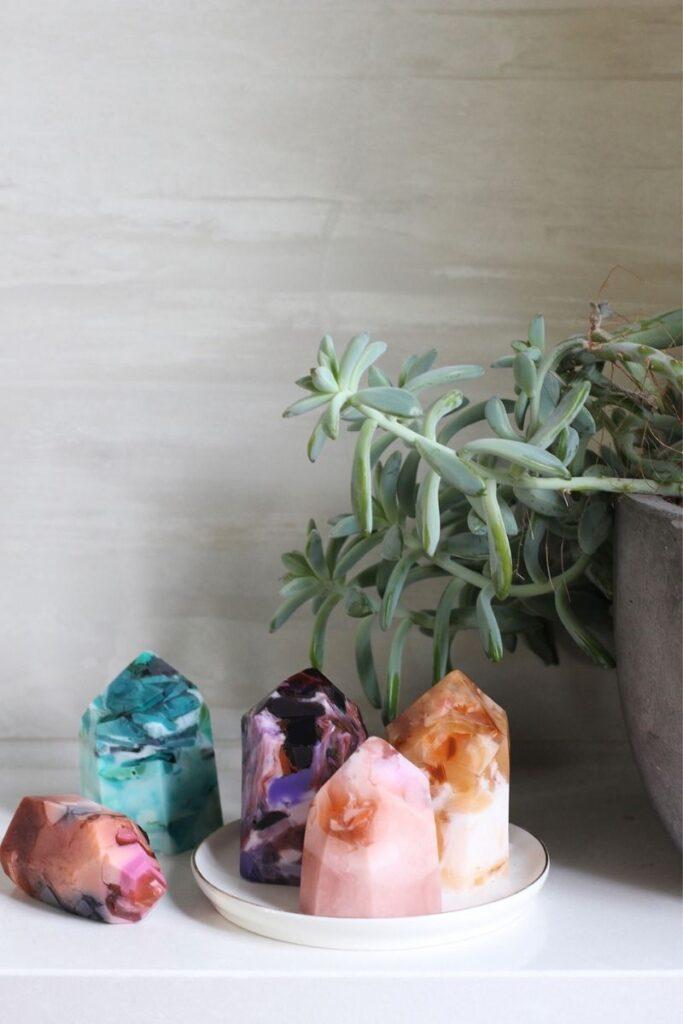 DIY-Erwachsene-Bastel-Muttertags-Edelstein-Seife