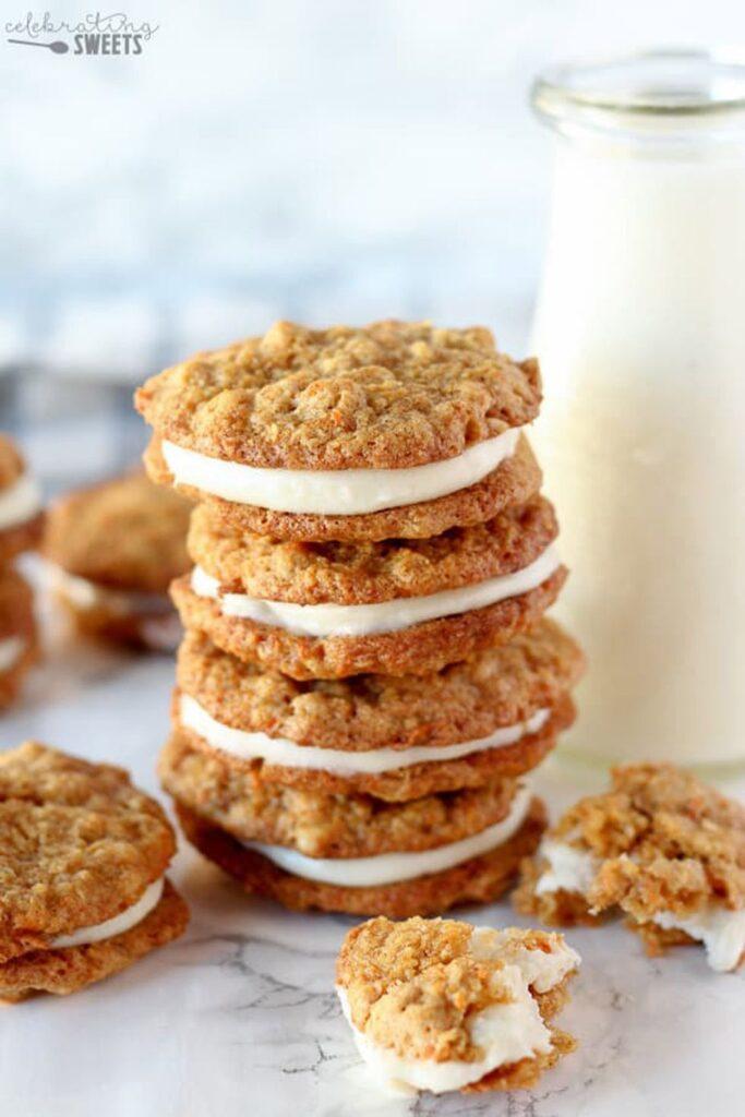 Fall-cookies-carrot-cake