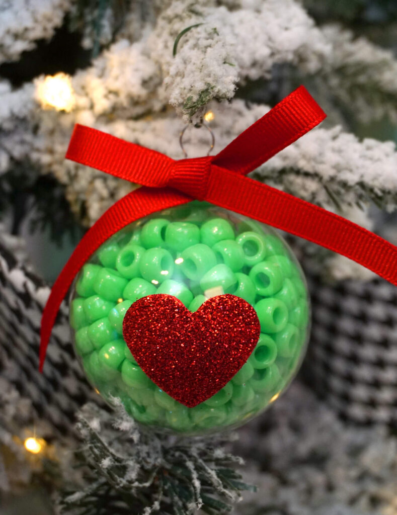 Cute-Grinch-Ornaments-Kids-Craft