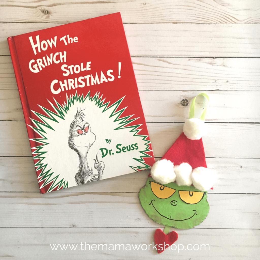 DIY-Grinch-Christmas-Ornament-Tree