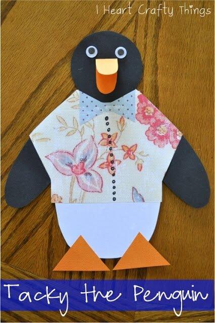 Tacky-the-Penguin