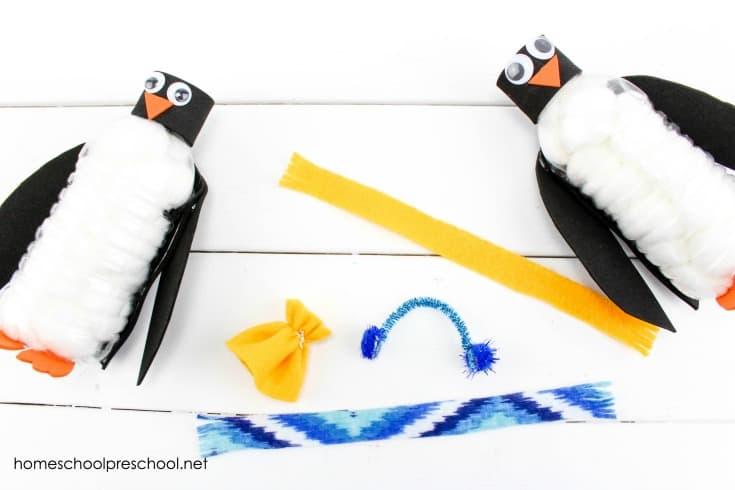 winter-penguin-craft